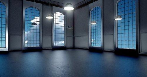 space  window  light
