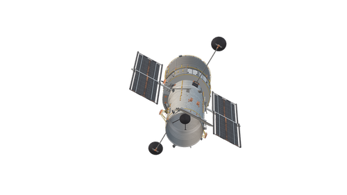 space  telescope  large telescope