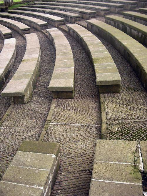 space free area auditorium