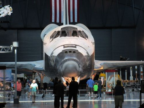 space shuttle discovery exploration