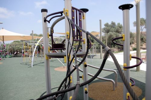 Space-age Playground