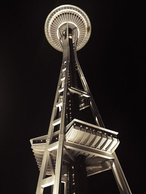 space needle architecture landmark