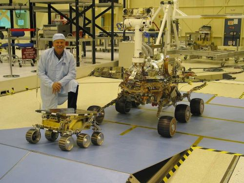 space probe research space