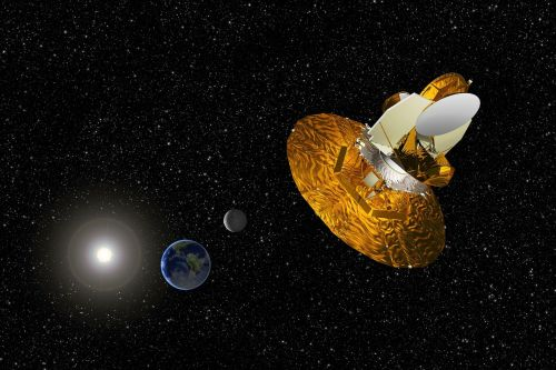 space probe space universe