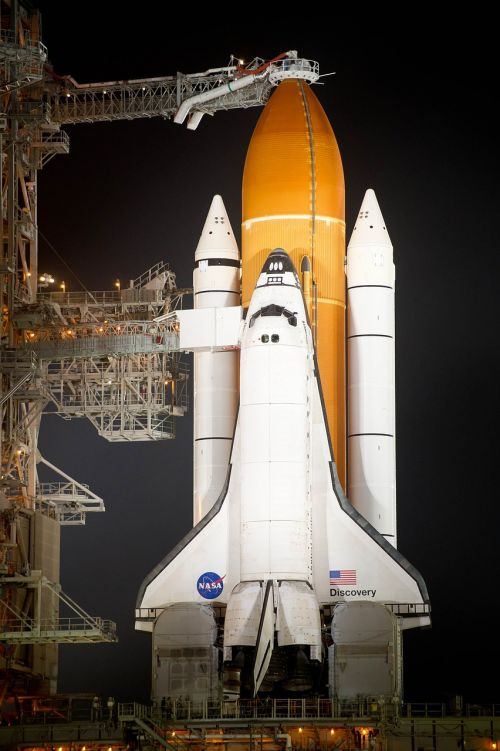space shuttle discovery shuttle