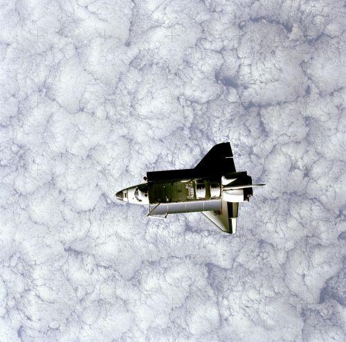 space shuttle challenger orbiter