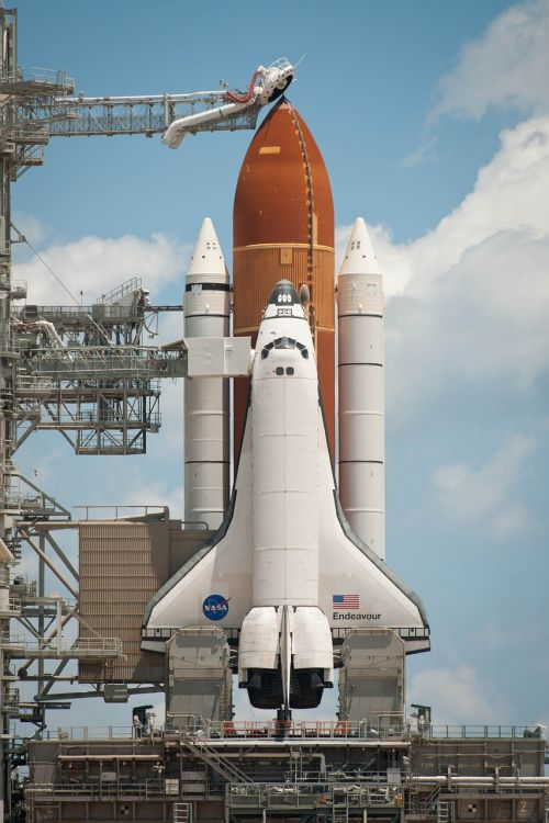 space shuttle endeavour shuttle