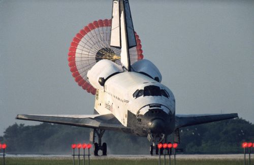 Space Shuttle Columbia