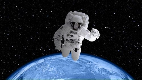 space suit astronaut world