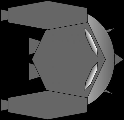 spacecraft robot ufo