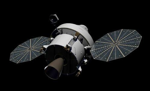 spacecraft satellite orion