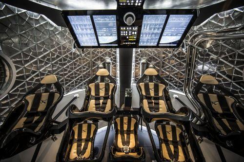 spacecraft cockpit seats