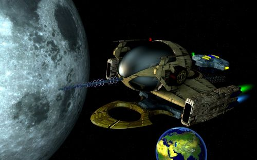 spaceship all space