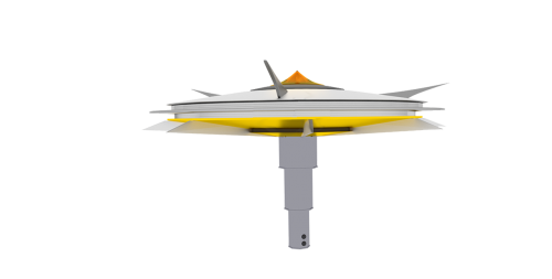 spaceship orion model