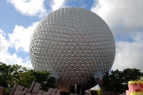 Spaceship Earth Sphere