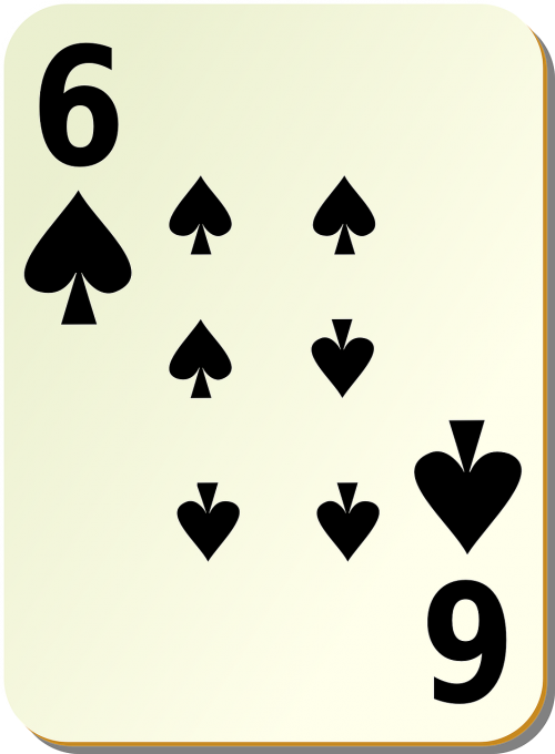 spades playing cards poker