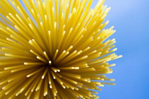 spaghetti pasta food