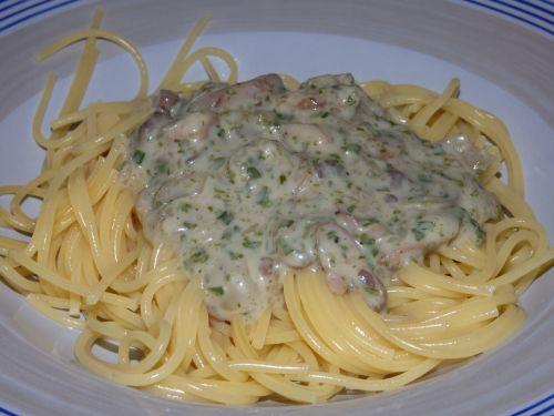 spagečiai, maistas, makaronai, makaronai, patiekalas, italy, pietūs, spagečiai & nbsp, carbonara, virimo, valgymas, angliavandeniai, carbonara, zulangen, padažas, užpildymas, aštrus, spagečiai