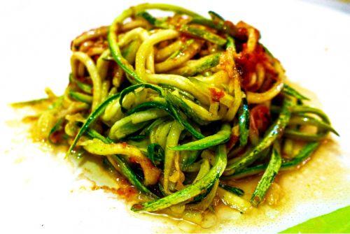 spaghetti squash vegan light