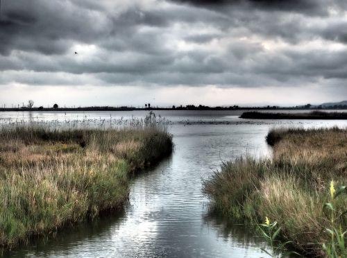 spain water landscape