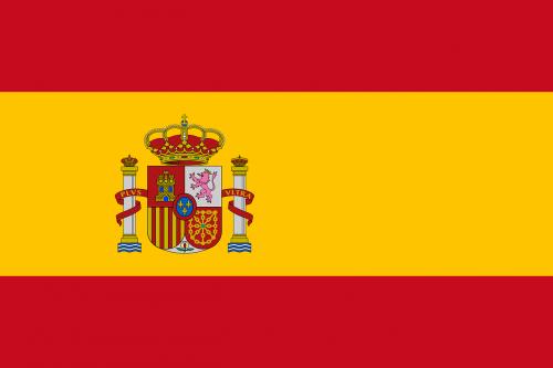 spain flag national flag