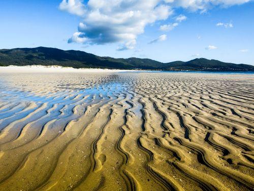 spain beach ebb
