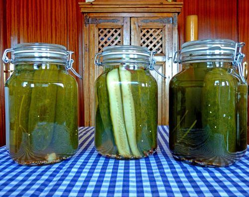 spain homemade pickles