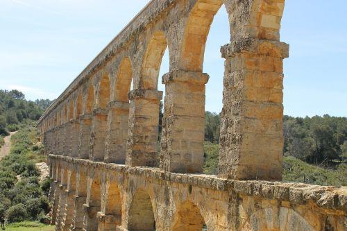 spain aqueduct ancient