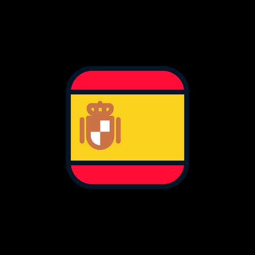spain  spain icon  spain flag
