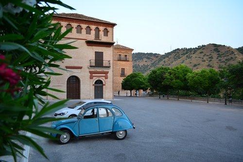 spain  granada  monastery