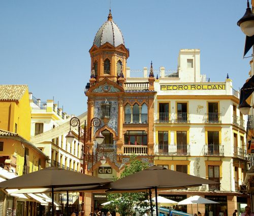 spain andalusia seville