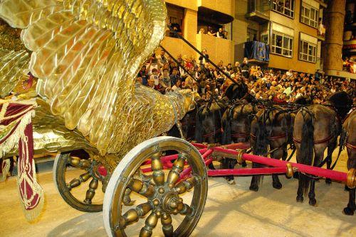 spain lorca roman chariot