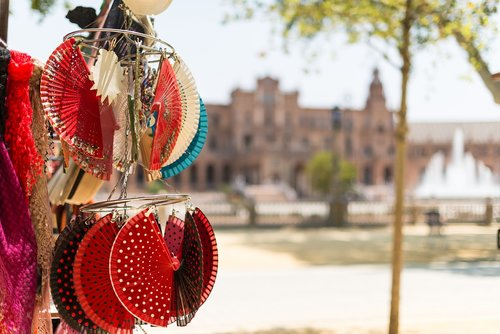 spanish  souvenir  spain