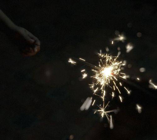 sparkle celebration fun
