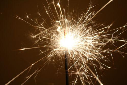 sparkler sylvester light