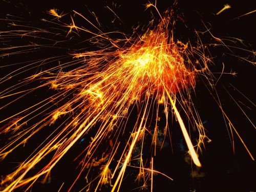 sparks dazzle brilliant