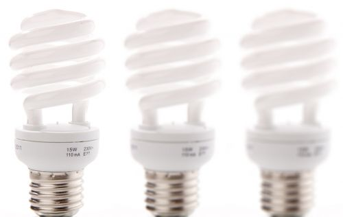 sparlampe energy compact fluorescent lamp