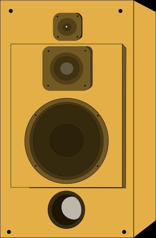 speaker high fidelity hi-fi
