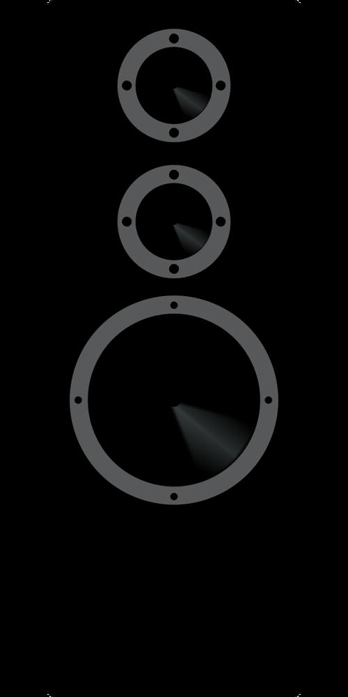 speaker loudspeaker music