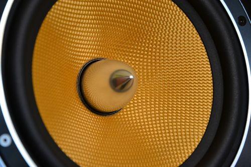 speaker music