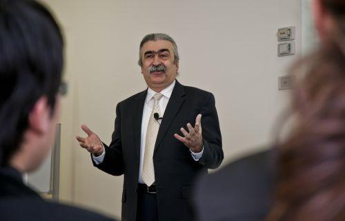 speaker lecturer speech