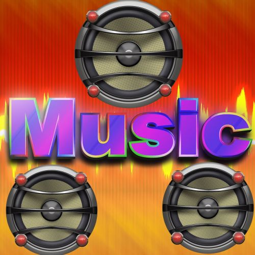 speakers music multimedia
