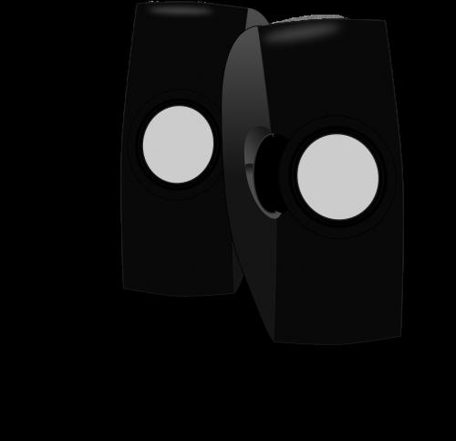 speakers amplifier device