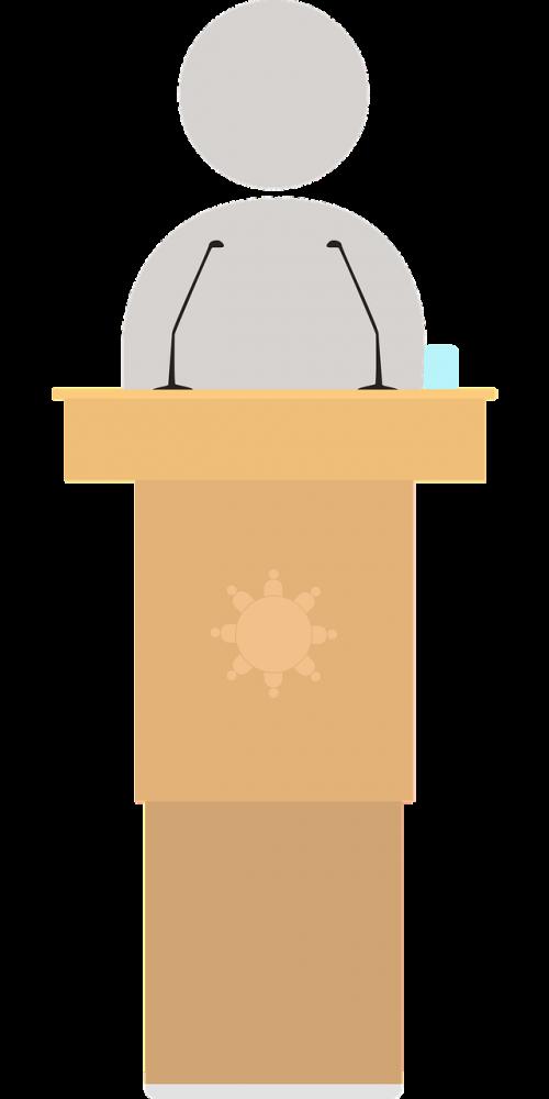 speakers speech lecture