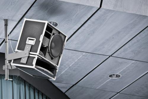 speakers beschallung technology