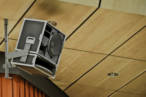 speakers beschallung box
