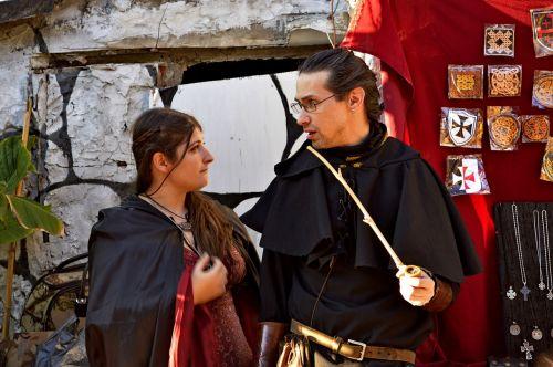 speaking pipe medieval