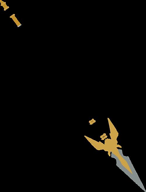 spear war spear svg file