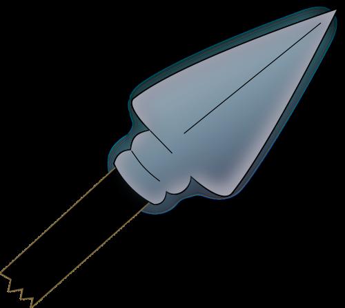 spear arrow weapon