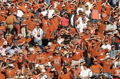spectators sports fans football fans